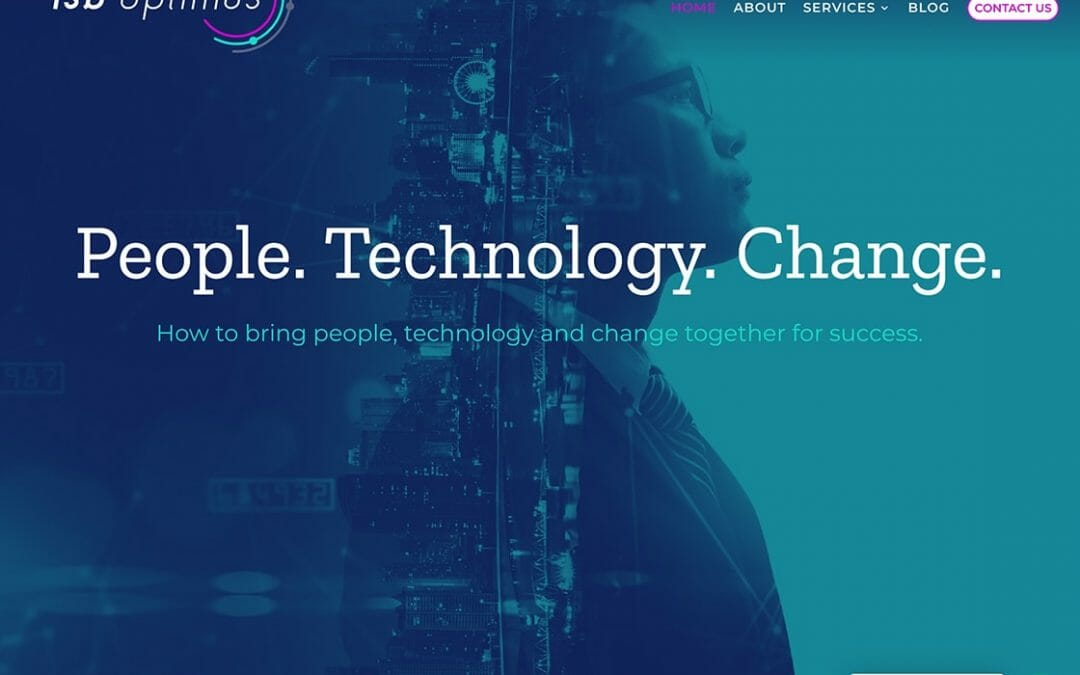 ISB Optimus website
