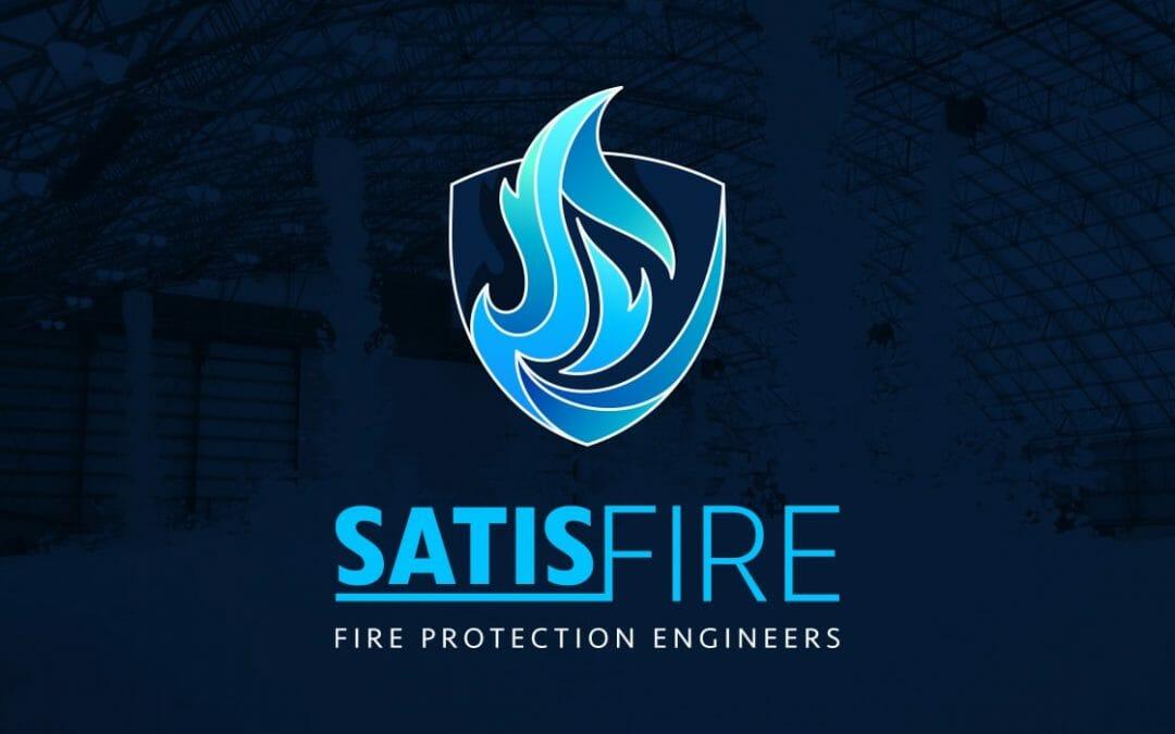 Satisfire Logo
