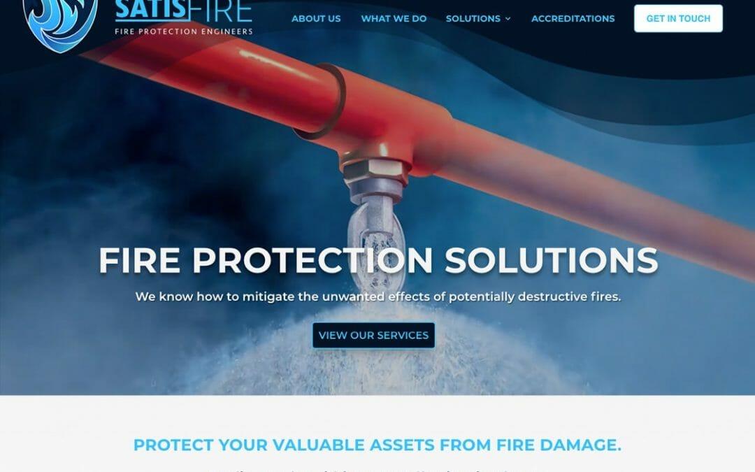 Satisfire website