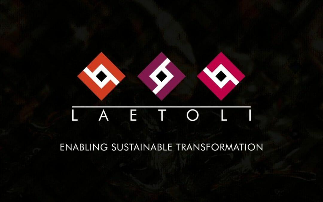 Laetoli logo animation video