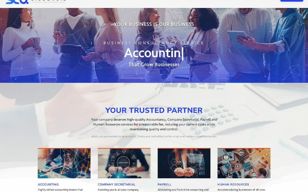 Silcorbiz website