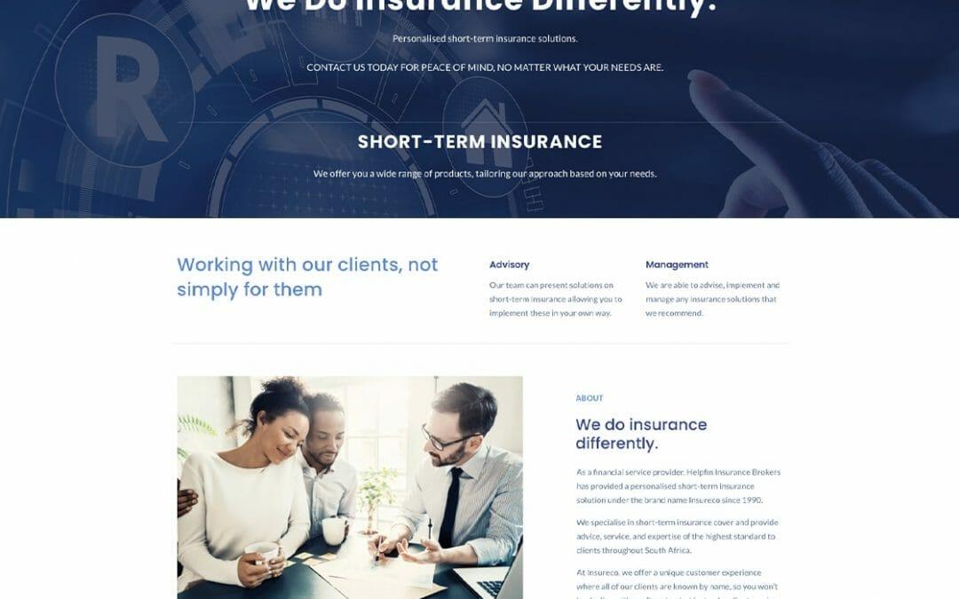 Insureco website