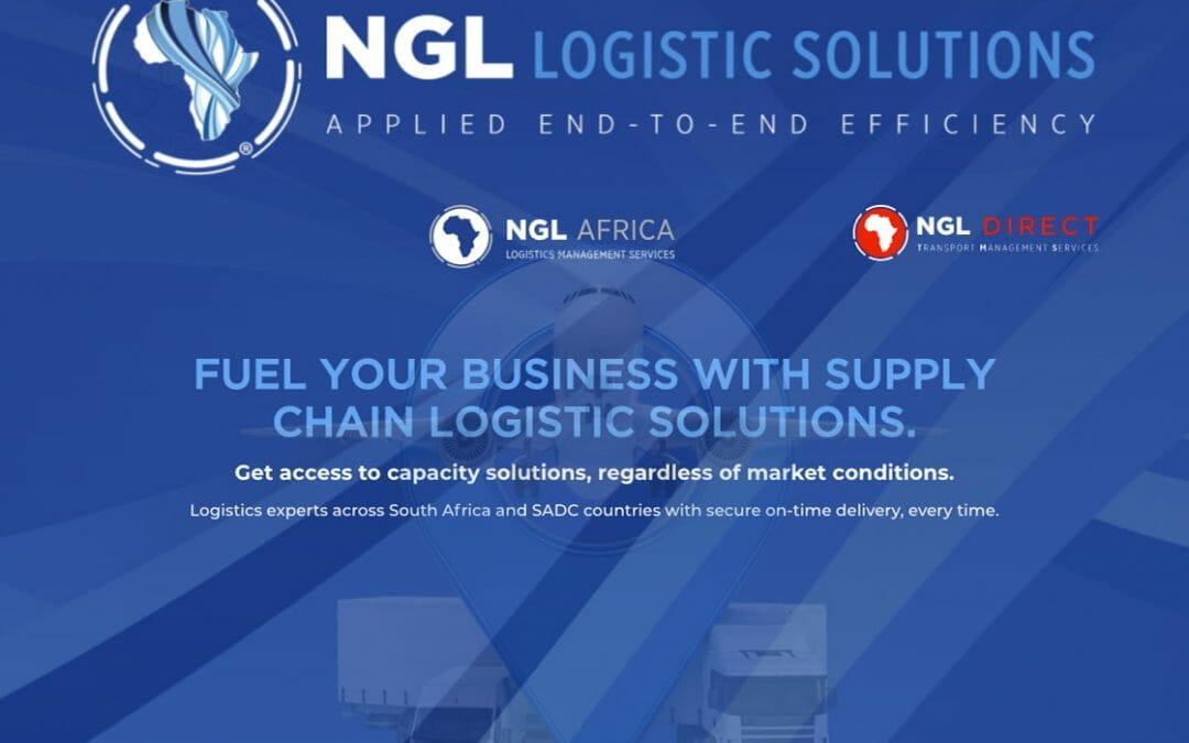 NGL Logistics Website