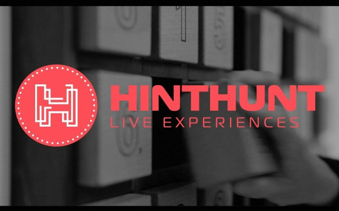 Hinthunt logo animation video