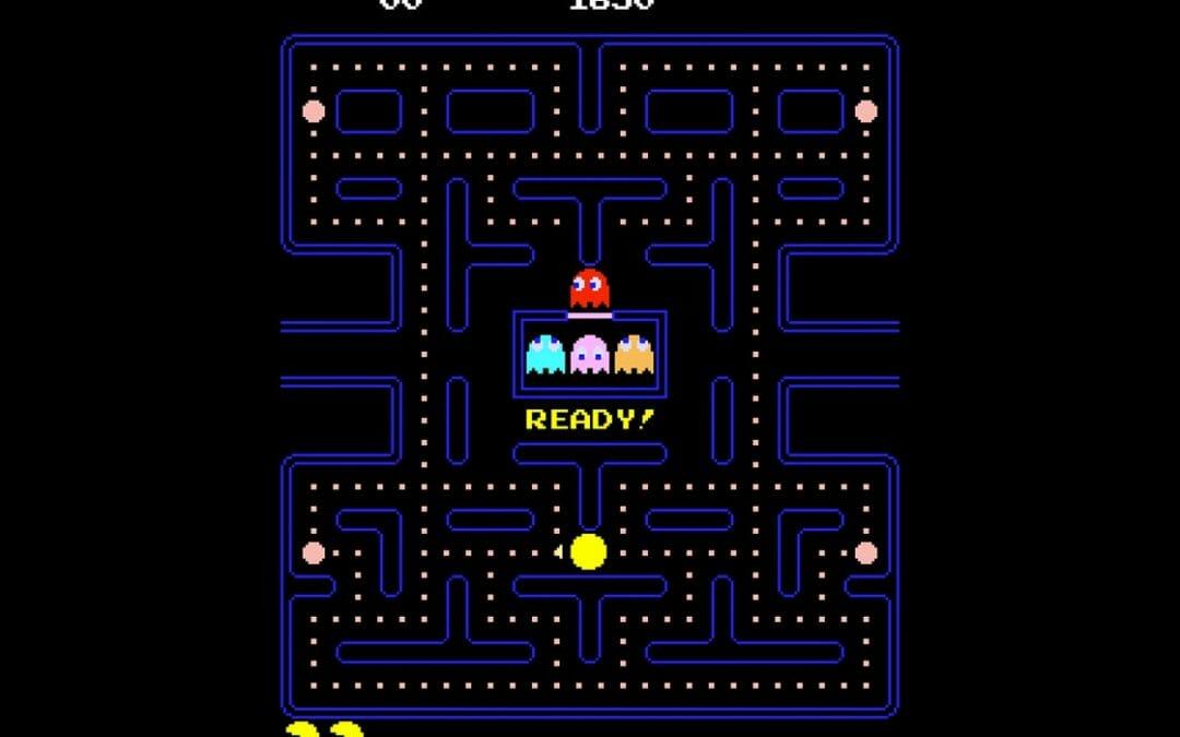 Pac-Man Prototype