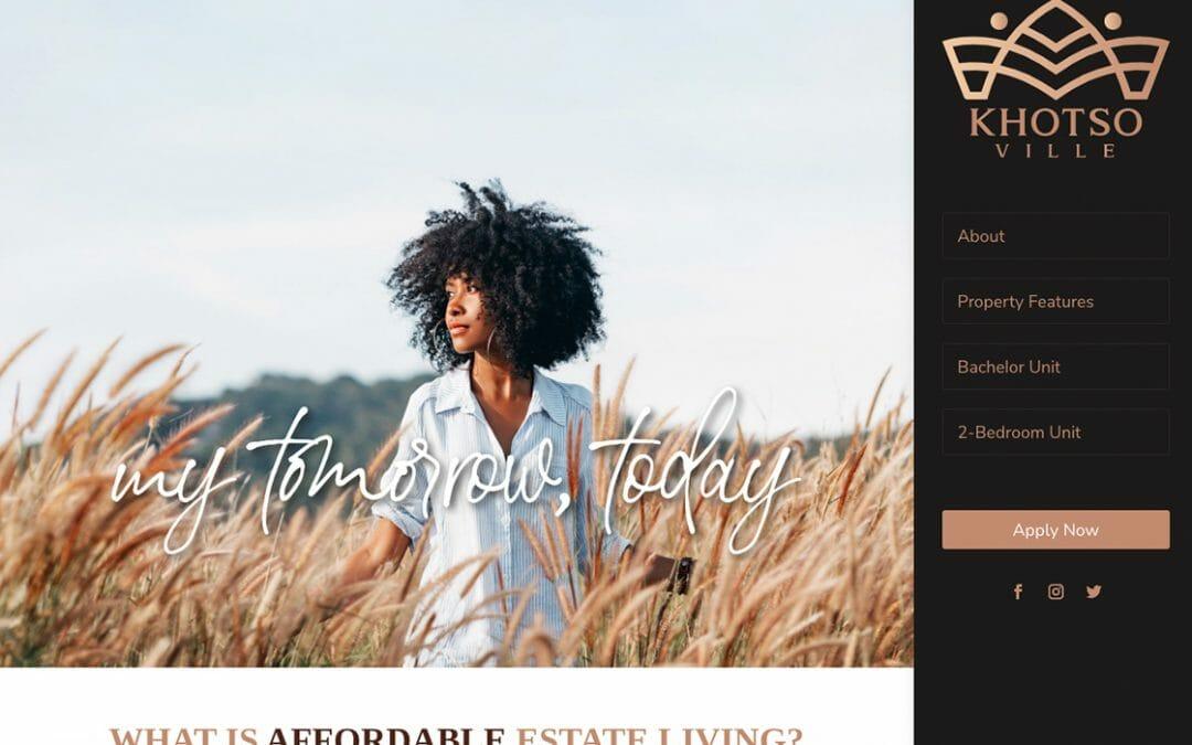Khotso Ville Website